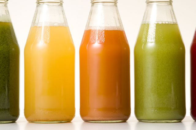 Concentrated Fruit Juices